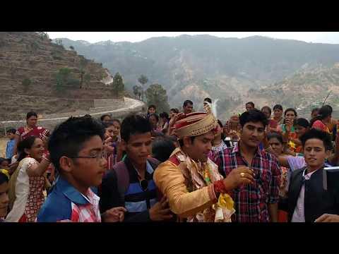 ब्यो-बारात अर धुमकोटा का नचाड़| Dhumakot | Pauri Garhwal | Uttarakhand.