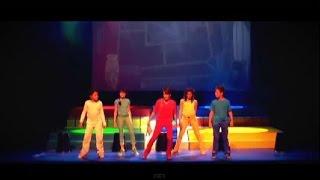PARCHÍS EN EL MUNDO MÁGICO (el musical completo)