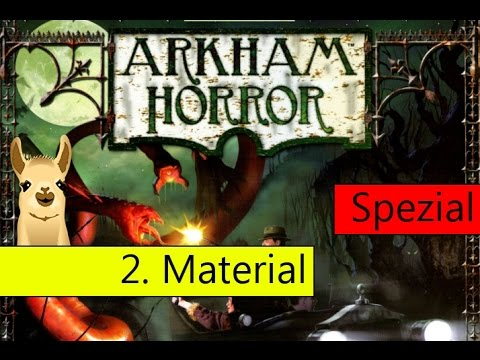 Arkham Horror Regeln