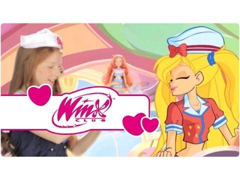 Winx Club - Búp bê Winx - Odysea