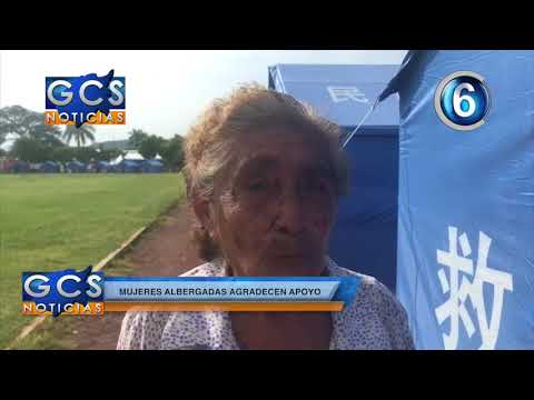 Noticias Grupo Cable-Mujeres De Jojutla Agradecen Donativos.
