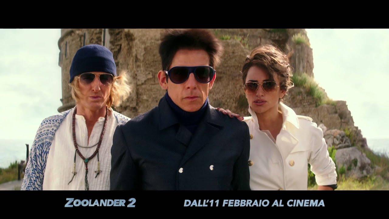 zoolander 2 italiano