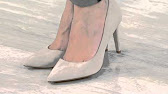 7710291d90c Sole Society Printed Pointed Toe Pumps - Angelica on QVC - YouTube