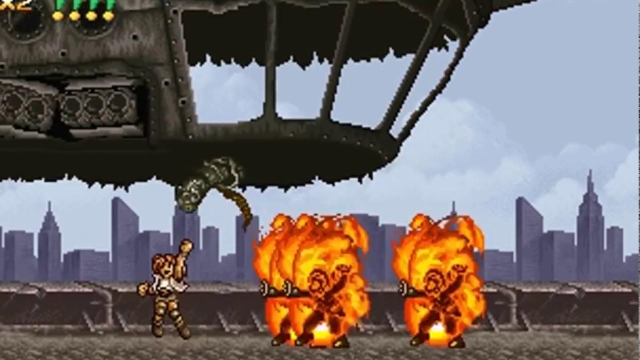 Metal Slug 4 Arcade LEVEL-8 One Coin Play / 메탈슬러그4 레벨8 원코인