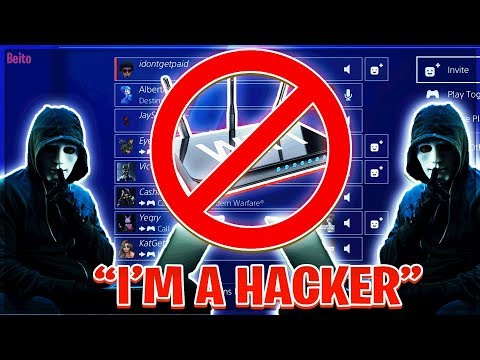 PRETENDING TO BE A BOOTER ON PS4 & JOINING PARTY'S (Funny Reaction) | Hackiando El PlayStation 4 🤣