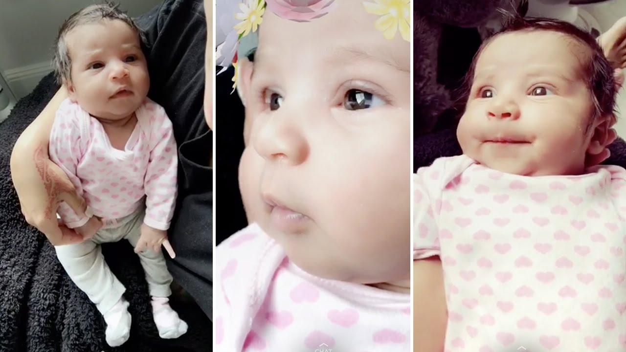 Blac Chyna Baby Dream 2017
