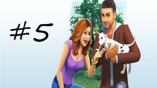 Sims 3 Pets: Part 5 - Salad, Meet Hand.