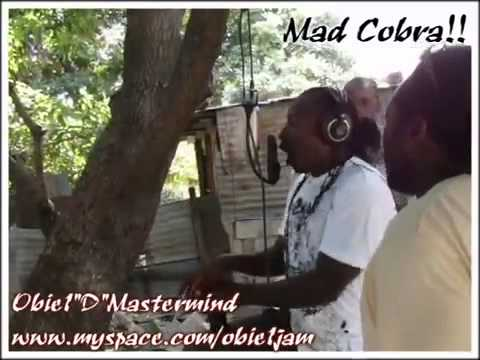 Mad Cobra Dubplate Vs Obie1'D'Mastermind Dub session Best Dub service