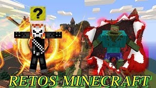 EL MATADOR CON LUCKY CHEST VS MUTANTES RETOS MINECRAFT #7 2T