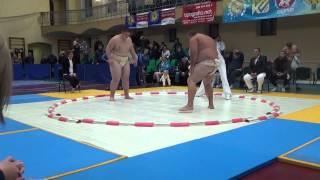 Кубок Украины по сумо (ФИНАЛ 115+) 2014