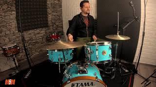Hoffer Péter Grooves & Fills 12. (Tama Club-Jam LJK48S-AQB)