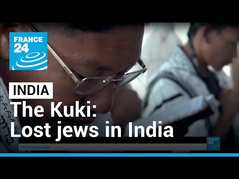 India: The Kuki People, Possible Descendants Of One Of Israel's Lost Tribes