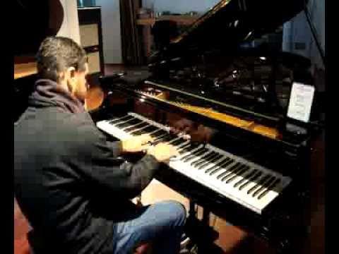 Chopin Polonaise Op. 44 in F-sharp min. - Elisha Abas