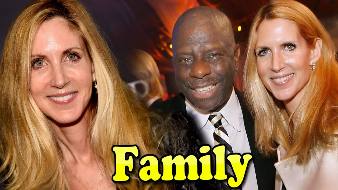 Download Ann Coulter Family With Boyfriend Jimmie Walker 2020