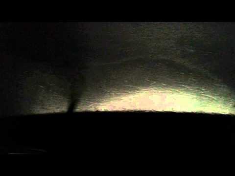 Storm in Croatia (Marina-Vinišće)