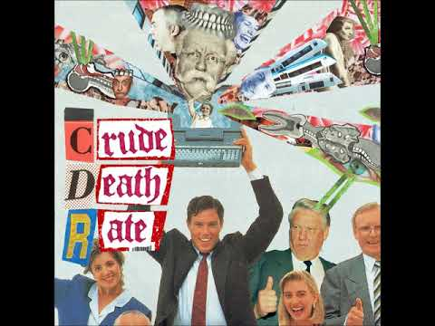"CDR ""Crude Death Rate"""
