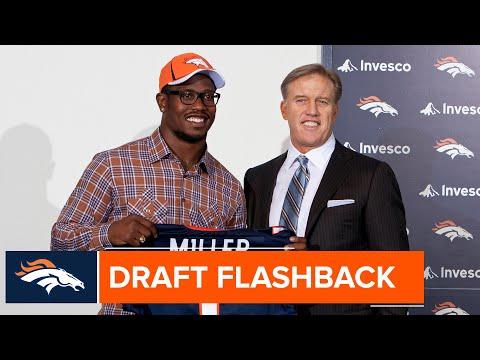 Broncos Draft Flashback: Denver Selects Von Miller In 2011