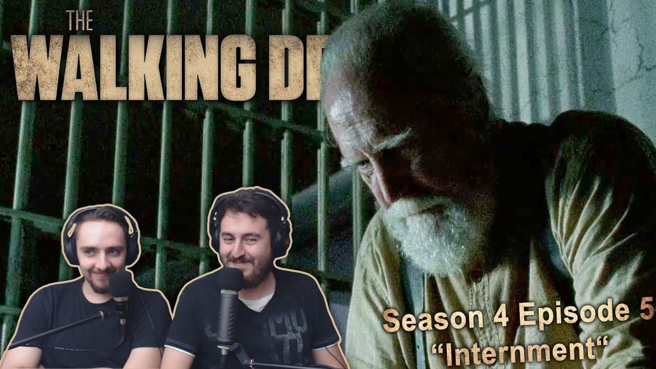 The Walking Dead Season 4 Episode 5 Reaction