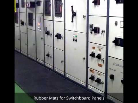 Switchboard Rubber Mat Malaysia