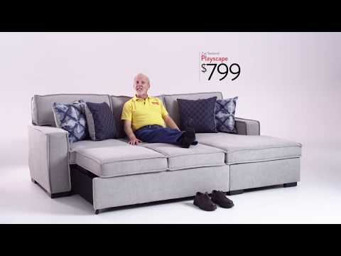 Playscape Sectional | Bob's Discount Furniture