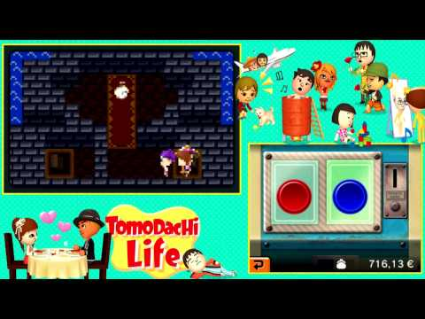 [Chez BibiTm] Tomodachi Life - Photo de Groupe ! (Partie 11)