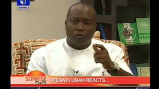 Finance Minister is playing Anambra politics -- Ifeanyi Uba - Part 2