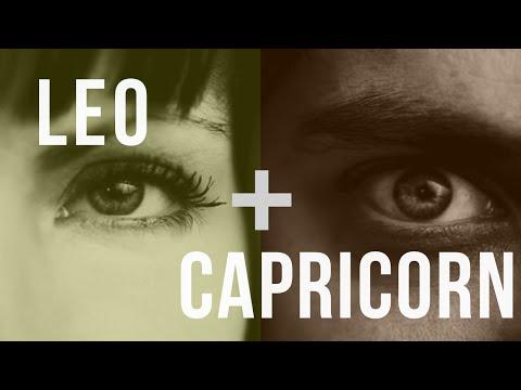 Leo & Capricorn: Love Compatibility