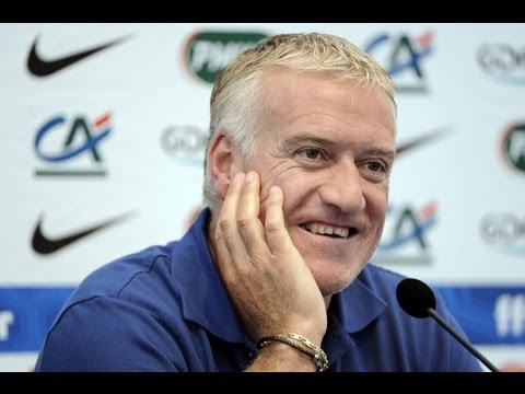 deschamps demands discipline from unruly france ahead of. Black Bedroom Furniture Sets. Home Design Ideas
