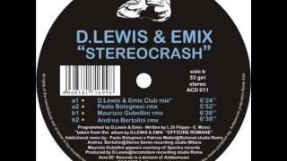 D Lewis & Emix - Stereocrash (Andrea Bertolini rmx)