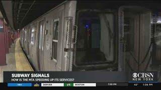 An Inside Look At Subway Signals