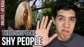 5 Tips For Talking to Shy Girls and Guys