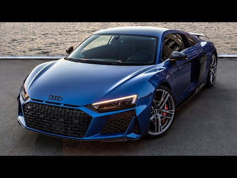 2020 AUDI R8 V10 PERFORMANCE 620HP - So Awesome! But The New OPF Filter Strangles It!! WHY EU??