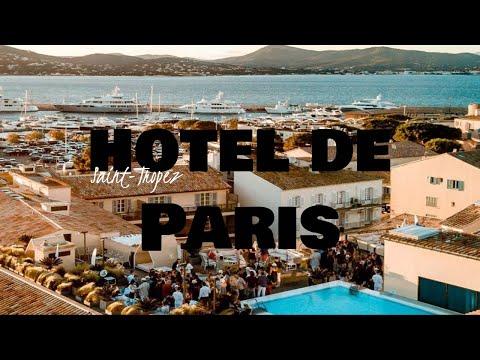 Hotel De Paris│Saint-Tropez