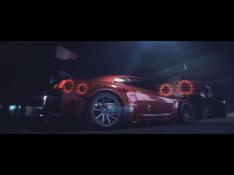 Nissan GTR R35 Music Video Complitation