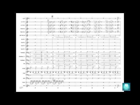Skyfall arranged by John Berry