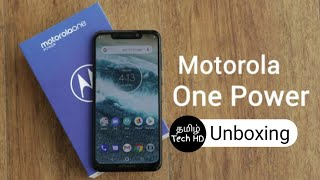 Motorola One Power Unboxing in Tamil Tech HD | Redmi Note 5 Pro Killer?!