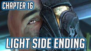 SWTOR KOTFE ► Chapter 16 Light Side Ending - Let Arcann and Senya Go thumbnail