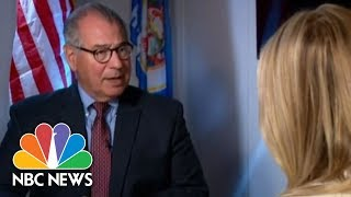 Minneapolis Officials Speak About Death Of Australian Bride-To-Be | NBC News thumbnail