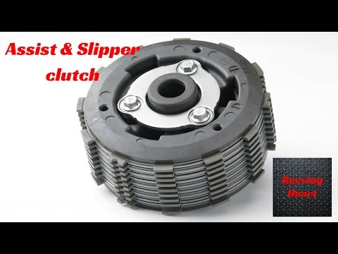 Slipper clutch - How it works? : Motorcycle tech thumbnail