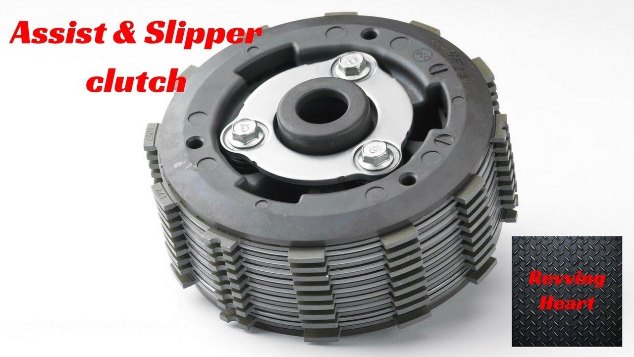 slipper clutch - how it works? : motorcycle tech