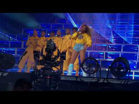 Beyoncé - Flawless / Feeling Myself / Top Off / 7/11 Coachella Weekend 1