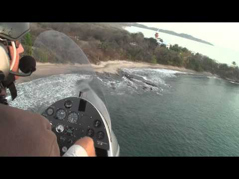 Thumbnail: Gyrocopter stunt - Flying at very low level in FULL-HD