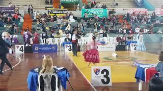 Kiara Bravo y Jesús Valencia Metropolitano 2017 marinera Que viva Chiclayo