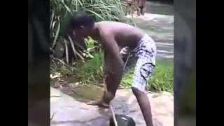 Funny Bahubali In Villager Failed.mp4