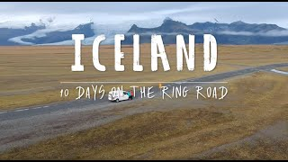 Iceland 10 Day Campervan Road Trip