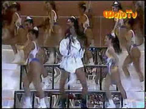 Corona no Domingão do Faustão (1994)