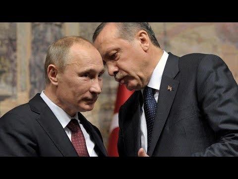 Путин и Эрдоган ослабили влияние Европы? Запуск «Турецкого потока»