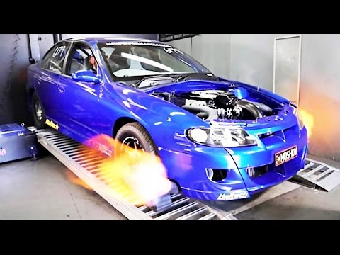 4 Door Grocery Getter…WITH 1,600+ HORSEPOWER!?