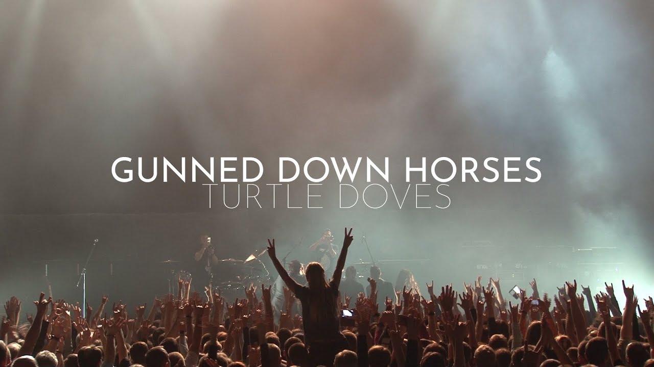 Gunned Down Horses - Turtle Doves (Live at Ledovy Dvorets)