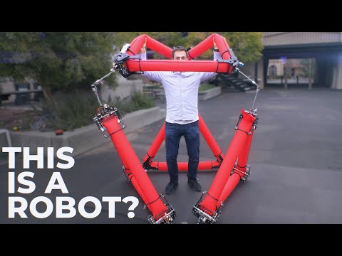 Why Robots That Bend Are Better